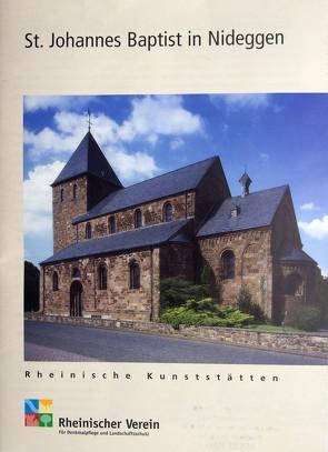 St. Johannes Baptist in Nideggen von Mainzer,  Udo, Wiemer,  Karl P