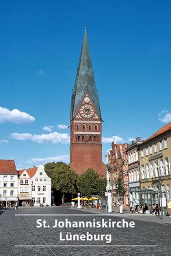 St. Johanniskirche Lüneburg von Voigt,  Martin
