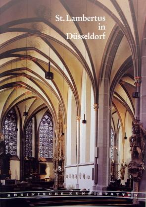 St. Lambertus in Düsseldorf von Nußbaum,  Norbert