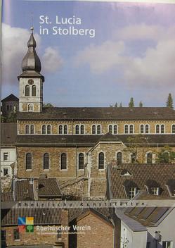 St. Lucia in Stolberg von Coester,  Ernst, Wiemer,  Karl Peter