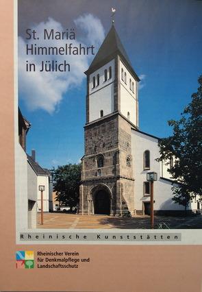 St. Mariä Himmelfahrt in Jülich von Mainzer,  Udo