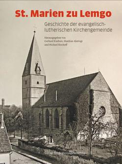 St. Marien zu Lemgo von Altevogt,  Matthias, Bischoff,  Michael, Kuebart,  Gerhard