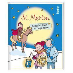 Geschenkheft »St. Martin« von Harper,  Ursula, Kokschal,  Annegret