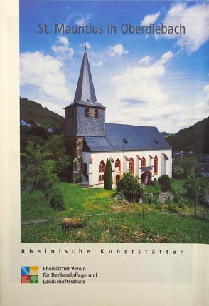 St. Mauritius in Oberdiebach von Kern,  Susanne, Wiemer,  Karl P