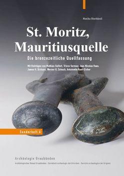 St. Moritz, Mauritiusquelle von Archäologischer Dienst, Oberhänsli,  Monika