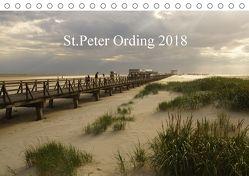 St. Peter Ording 2018 (Tischkalender 2018 DIN A5 quer) von Bussenius,  Beate