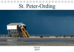 St. Peter-Ording – Natur pur (Tischkalender 2019 DIN A5 quer) von Blome,  Dietmar