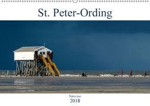 St. Peter-Ording – Natur pur (Wandkalender 2018 DIN A2 quer) von Blome,  Dietmar
