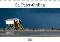 St. Peter-Ording – Natur pur (Wandkalender 2019 DIN A3 quer) von Blome,  Dietmar