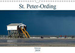 St. Peter-Ording – Natur pur (Wandkalender 2019 DIN A4 quer) von Blome,  Dietmar
