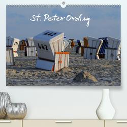 St. Peter Ording (Premium, hochwertiger DIN A2 Wandkalender 2020, Kunstdruck in Hochglanz) von Nordstern