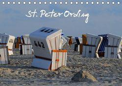 St. Peter Ording (Tischkalender 2019 DIN A5 quer) von Nordstern
