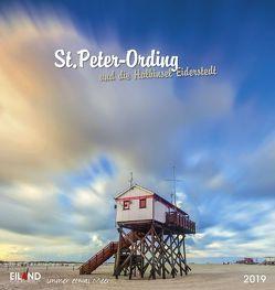 St. Peter-Ording und die Halbinsel Eiderstedt – Kalender 2019 von Eiland