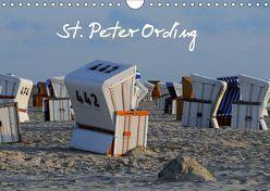 St. Peter Ording (Wandkalender 2019 DIN A4 quer) von Nordstern