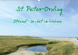 St. Peter-Ording (Wandkalender 2020 DIN A2 quer) von Kleverveer