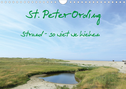 St. Peter-Ording (Wandkalender 2020 DIN A4 quer) von Kleverveer