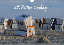 St. Peter Ording (Wandkalender 2021 DIN A4 quer) von Nordstern