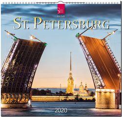 St. Petersburg von Galli,  Max