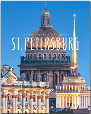 St. Petersburg von Galli,  Max, Luthardt,  Ernst-Otto