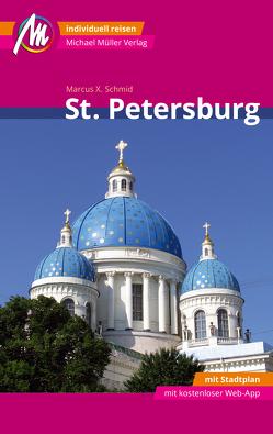 St. Petersburg MM-City Reiseführer Michael Müller Verlag von Schmid,  Marcus X