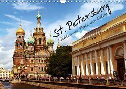St. Petersburg (Wandkalender 2019 DIN A3 quer)
