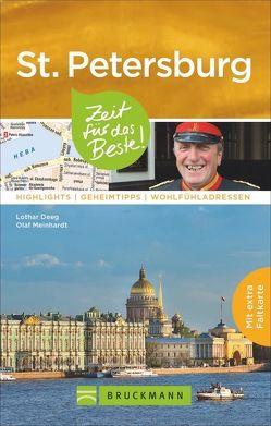 St. Petersburg – Zeit für das Beste von Deeg,  Lothar, Meinhardt,  Olaf