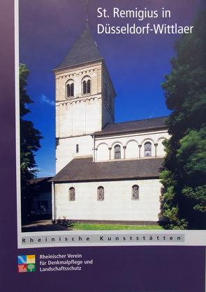 St. Remigius in Düsseldorf-Wittlaer von Kraemer-Noble,  Magdalena, Wiemer,  Karl P