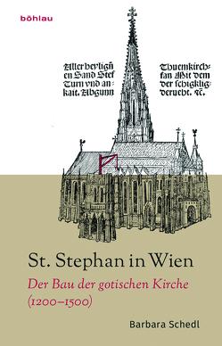 St. Stephan in Wien von Schedl,  Barbara
