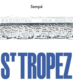 St. Tropez von Cramer-Klett,  Anna, Sempé,  Jean-Jacques