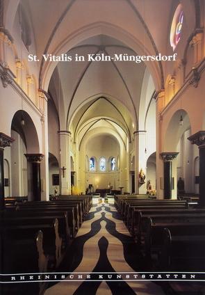 St. Vitalis in Köln-Müngersdorf von Fussbroich,  Helmut
