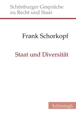 Staat und Diversität von Schorkopf,  Frank