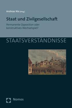 Staat und Zivilgesellschaft von Nix,  Andreas