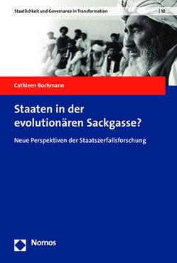 Staaten in der evolutionären Sackgasse? von Bochmann,  Cathleen