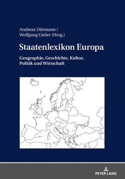 Staatenlexikon Europa von Dittmann,  Andreas, Gieler,  Wolfgang