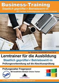 Staatlich geprüfte/-r Betriebswirt/-in Fragenkatalogtrainer (Windows) von Mueller,  Thomas