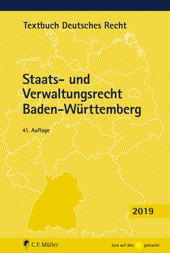 Staats- und Verwaltungsrecht Baden-Württemberg von Kirchhof,  Paul, Kreuter-Kirchhof,  Charlotte