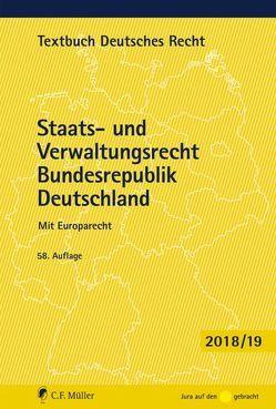 Staats- und Verwaltungsrecht Bundesrepublik Deutschland von Kirchhof,  Paul, Kreuter-Kirchhof,  Charlotte