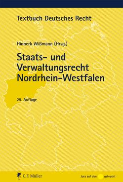 Staats- und Verwaltungsrecht Nordrhein-Westfalen von Wißmann,  Hinnerk