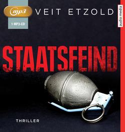 Staatsfeind von Engelhardt,  Frank, Etzold,  Veit