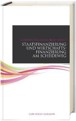 Staatsfinanzierung und Wirtschaftsfinanzierung am Scheideweg von Flick,  Corinne Michaela