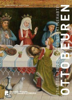 Staatsgalerie in der Benediktinerabtei Ottobeuren von Hipp,  Elisabeth