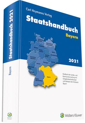 Staatshandbuch Bayern 2021
