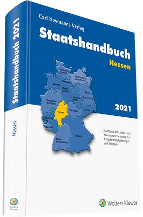 Staatshandbuch Hessen 2021