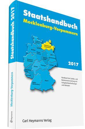 Staatshandbuch Mecklenburg-Vorpommern 2017