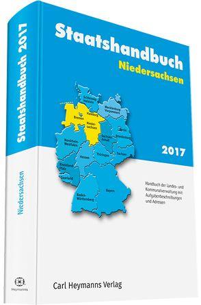 Staatshandbuch Niedersachsen 2017