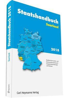 Staatshandbuch Saarland 2018