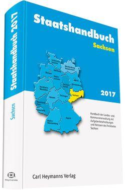 Staatshandbuch Sachsen 2017