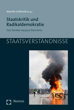 Staatskritik und Radikaldemokratie von Gebhardt,  Mareike