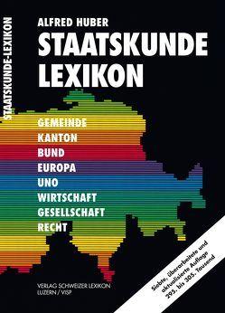 Staatskunde-Lexikon von Huber,  Arthur
