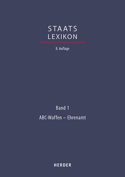 Staatslexikon von Görres-Gesellschaft, Oberreuter,  Heinrich